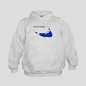 Nantucket Island - Blue Sweatshirt
