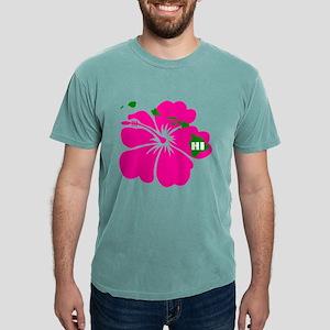 Hawaii Islands Hibiscus T-Shirt
