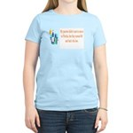 Move to Florida Women's Light T-Shirt