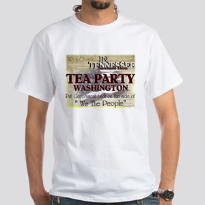 Tennessee White T-Shirt
