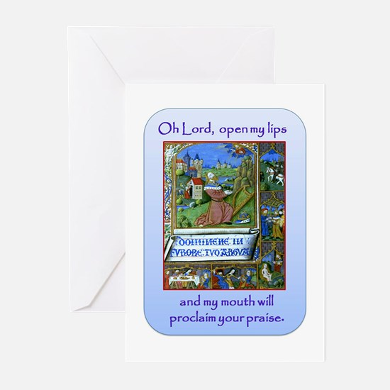 Liturgy of the Hours Greeting Cards (Pk of 10)