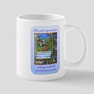 Liturgy of the Hours Mug
