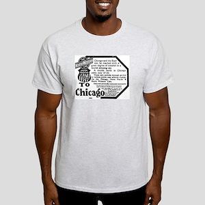 03/25/1909 - Union Pacific Light T-Shirt