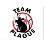 Team Plague Small Poster