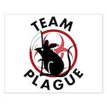 Team Plague Small Poster