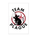 Team Plague Mini Poster Print