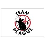 Team Plague Large Poster