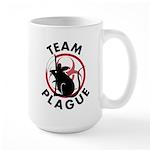 Team Plague Large Mug