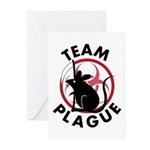 Team Plague Greeting Cards (Pk of 10)