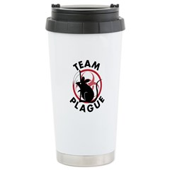 Team Plague Stainless Steel Travel Mug