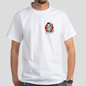 The Mermaid White T-Shirt