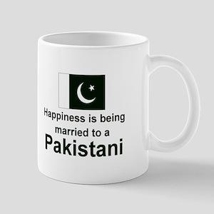 Happily Married To A Pakistani Mug