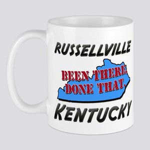 russellville kentucky - been there, done that Mug