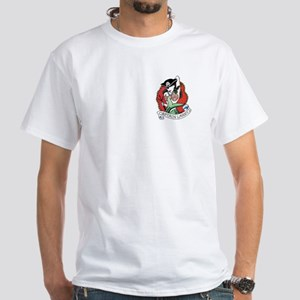 The Pirate White T-Shirt