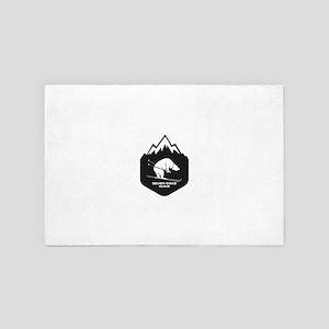 Seven Oaks Snow Ski Area - Boone - I 4' x 6' Rug