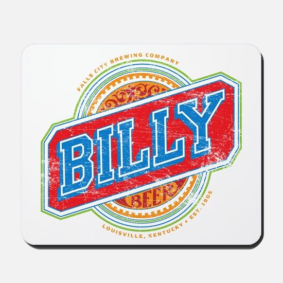 Billy Beer Mousepad