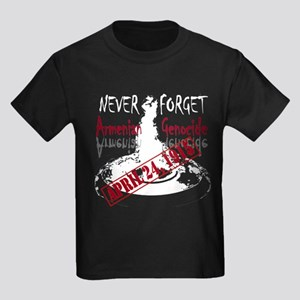 Never Forget Kids Dark T-Shirt