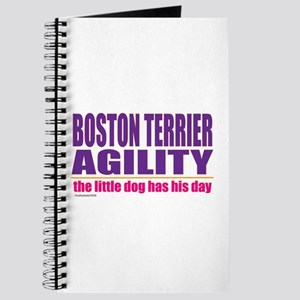 Boston Terrier Agility Journal