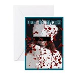 Fur is Dead Greeting Cards (Pk of 10)