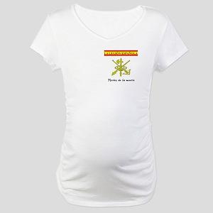 Spanish Legion Maternity T-Shirt