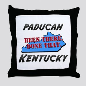 paducah kentucky - been there, done that Throw Pil