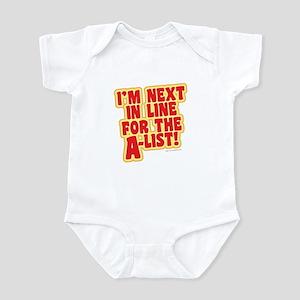 The A-list Infant Bodysuit