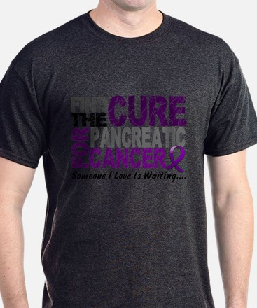 Find The Cure 1 PANCREATIC T-Shirt