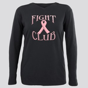 Fight Club with Pink Ribbon T-Shirt
