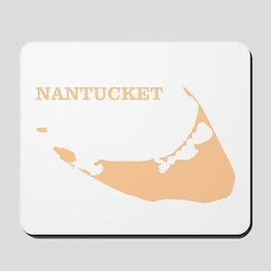 Nantucket Island Sand Mousepad