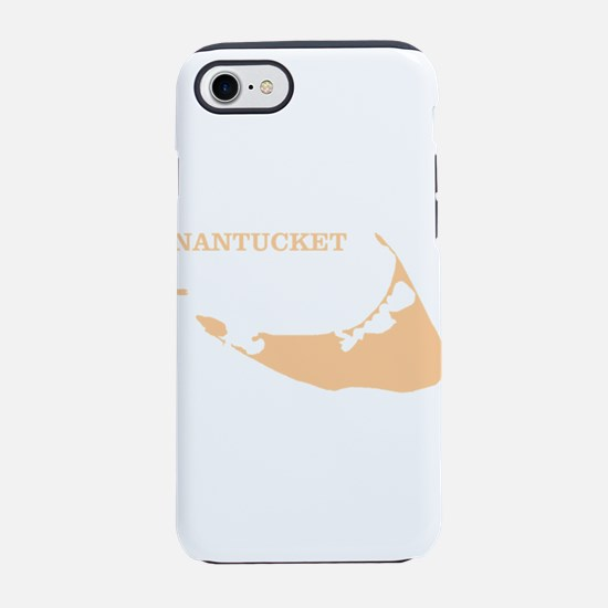 Nantucket Island Sand iPhone 7 Tough Case