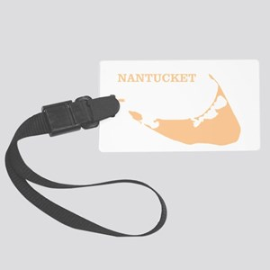 Nantucket Island Sand Luggage Tag