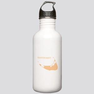 Nantucket Island Sand Water Bottle