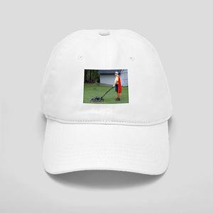 Yard Safety Awareness Cap