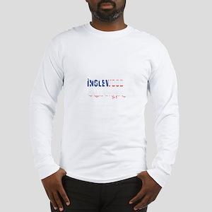 Inglewood California Long Sleeve T-Shirt
