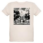 Visit Philadelphia on the PRR Organic Kids T-Shirt