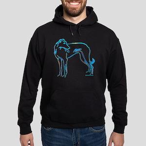 Greyhound Colors Hoodie (dark)