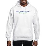 WIND Chicago 1975 - Hooded Sweatshirt