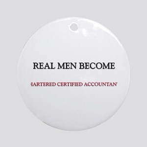 Real Men Become Chartered Certified Accountants Or