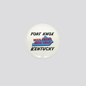 fort knox kentucky - been there, done that Mini Bu