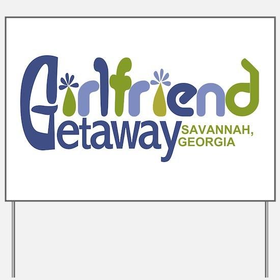 Savannah 2 Yard Sign