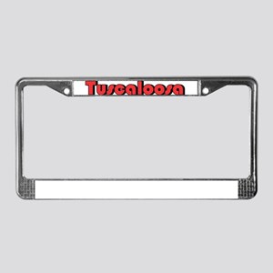 Tuscaloosa, Alabama License Plate Frame