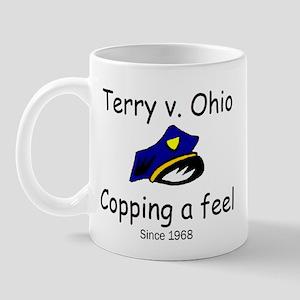 Terry Frisk Mug