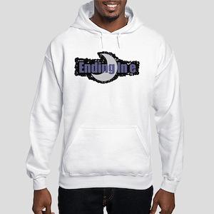 Ending In E Hooded Sweatshirt