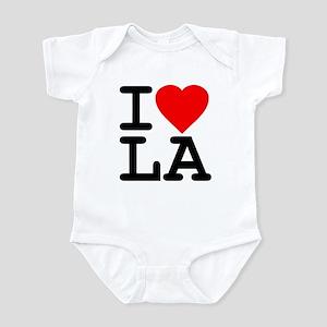 I Love LA Infant Bodysuit