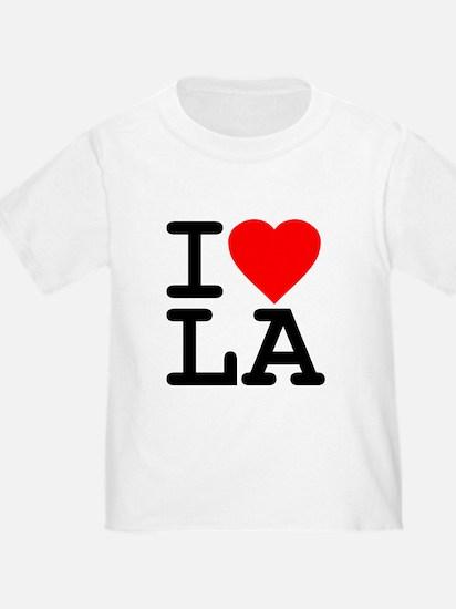 I Love LA T