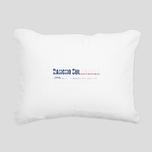 Rancho Cucamonga Califor Rectangular Canvas Pillow