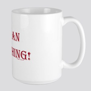 Its An SVU Thing! Large Mug