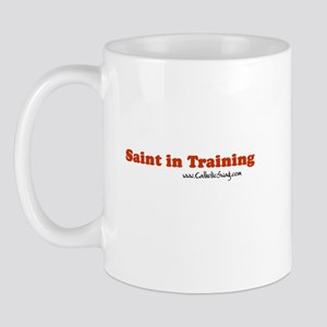 Saint Training Mug