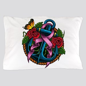 Breast Cancer Awareness - Prevention P Pillow Case