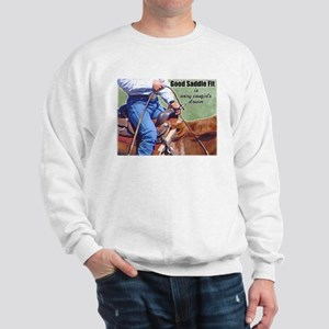 Good Saddle Fit Sweatshirt